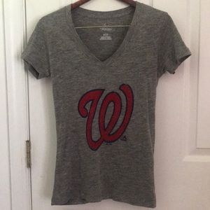 Washington Nationals graphic tee. Size S